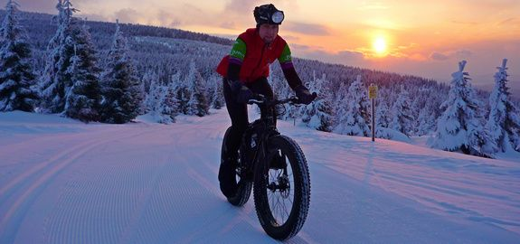 SNOW BIKE Camp