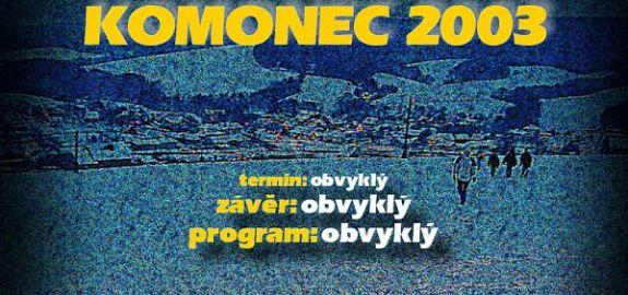 Komonec 2003